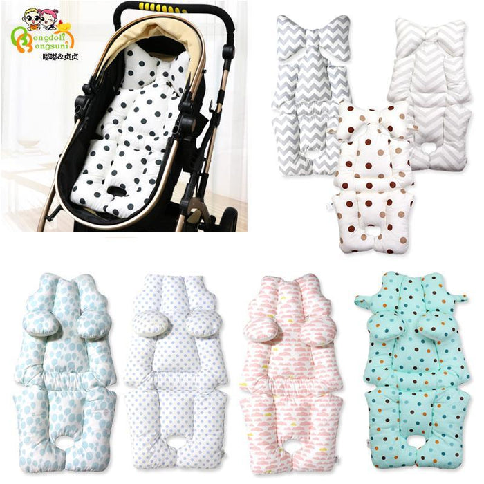 New Arrived Infant Toddler Baby Head Support Body For Car Seat Cover Joggers Strollers