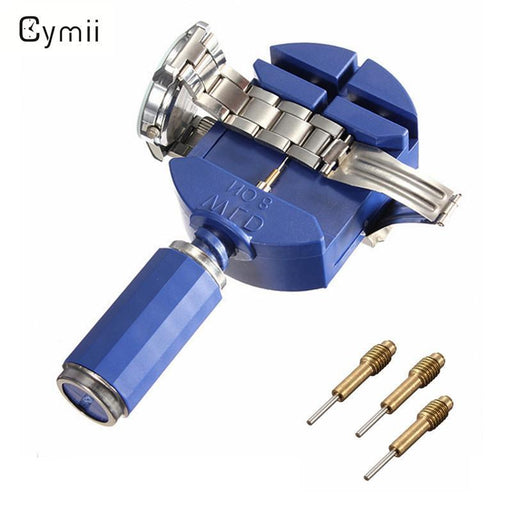 New Arrvial!!! Watch Link For Band Slit Strap Bracelet Chain Pin Remover Adjuster Repair Tool Kit-Watch Accessories-Cymii WatchAccessories Store-EpicWorldStore.com