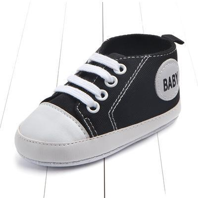 e7f682323822d New Canvas Classic Sports Sneakers Newborn Baby Boys Girls First Walkers  Shoes Infant Toddler Soft