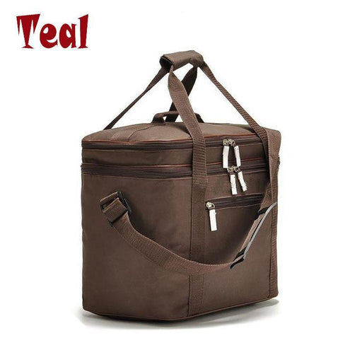 New Lunch Bag Food Picnic Bags For Women Children Cooler Bag Refrigerator Thermo Bag Thermal-Functional Bags-Teal Trading Company Store-1-EpicWorldStore.com