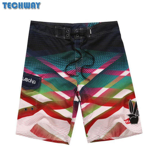 New Men Beach Shorts Brand Boardshort Shorts Homme Quick Drying Bermudas Masculinas De Marca-Water Sports-Chonyun Store-B32L-30-EpicWorldStore.com
