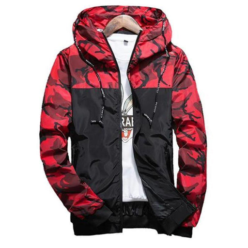 New Mens Hoodies And Sweatshirts Zipper Hooded Sweatshirts Male Clothing Military Hoody-Hoodies & Sweatshirts-Fashionable Trend Store-1-M-EpicWorldStore.com