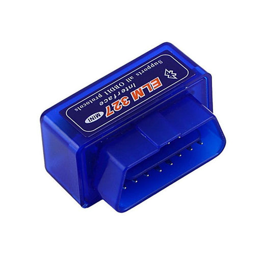 New Obd V2.1 Mini Elm327 Obd2 Bluetooth Auto Scanner Obdii 2 Car Elm 327 Tester Diagnostic Tool-Car Repair Tools-Professional Automobiles & Motorcycles Accessories Store-EpicWorldStore.com