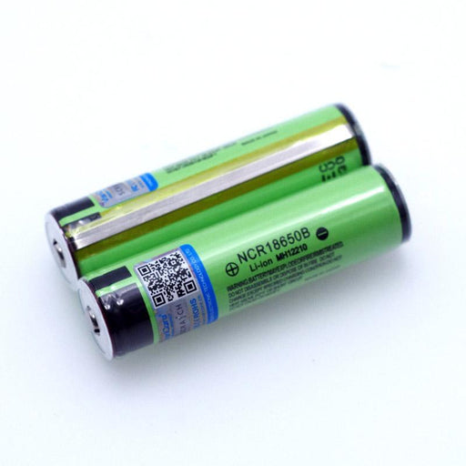 New Original Protected 18650 Ncr18650B Rechargeable Li-Ion Battery 3.7V With Pcb 3400Mah For-Accessories & Parts-GlobalPower Co., LT Store-1PCS battery-EpicWorldStore.com