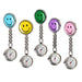 New Portable Charming Smile Face Nurse Fob Brooch Pendant Pocket Quartz Watch Hot Sell Ll@17-Pocket & Fob Watches-Stylish 88 Store-Blue-EpicWorldStore.com