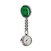 New Portable Charming Smile Face Nurse Fob Brooch Pendant Pocket Quartz Watch Hot Sell Ll@17-Pocket & Fob Watches-Stylish 88 Store-Green-EpicWorldStore.com