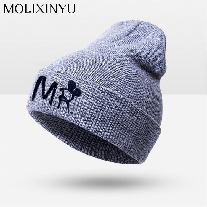 5c253970a New Winter Warm Baby Hats Baby Cap For Children Winter Knitted Hat ...
