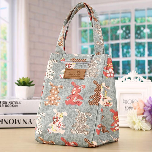 New Women Thermal Insulation Lunch Bag Big Capacity Travel Women Handbag Food Picnic Cooler Box-Functional Bags-XYZ Store-1-EpicWorldStore.com