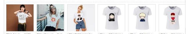 New Womens Bts Summer Cartoon T-Shirt South Korea Bullet-Proof Youth Group Spent Beautiful Men-Tops & Tees-kitty female Store-random color-S-EpicWorldStore.com