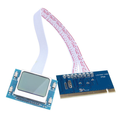 Newest High Quality Pci Motherboard Analyzer Diagnostic Tester Post Test Card For Pc Laptop Desktop-Industrial Computer & Accessories-takeme2u-EpicWorldStore.com