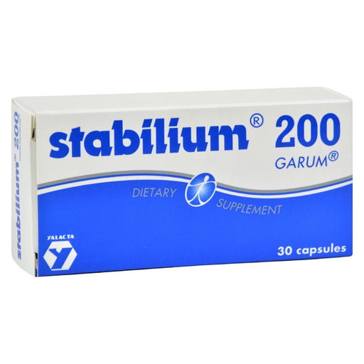 Nutricology Stabilium 200 - 30 Capsules-Eco-Friendly Home & Grocery-Nutricology-EpicWorldStore.com