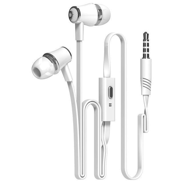 Official Original Langsdom Jm21 In-Ear Earphone Colorful Headset Hifi Earbuds Bass Earphones High-Portable Audio & Video-Langsdom Wholesales Shopping Store-white-EpicWorldStore.com