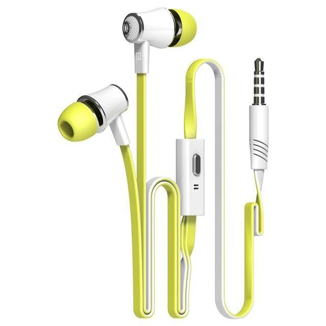 Official Original Langsdom Jm21 In-Ear Earphone Colorful Headset Hifi Earbuds Bass Earphones High-Portable Audio & Video-Langsdom Wholesales Shopping Store-yellow-EpicWorldStore.com