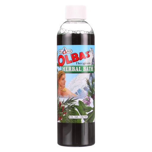 Olbas - Therapeutic Herbal Bath - 8 Fl Oz-Eco-Friendly Home & Grocery-Olbas-EpicWorldStore.com