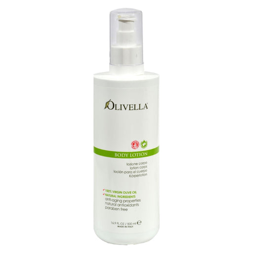 Olivella Body Lotion - 16.9 Fl Oz-Eco-Friendly Home & Grocery-Olivella-EpicWorldStore.com