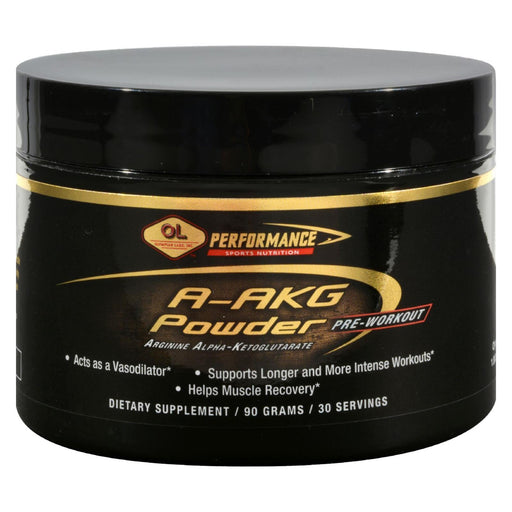 Olympian Labs A-Akg Powder - 30 Servings-Eco-Friendly Home & Grocery-Olympian Labs-EpicWorldStore.com