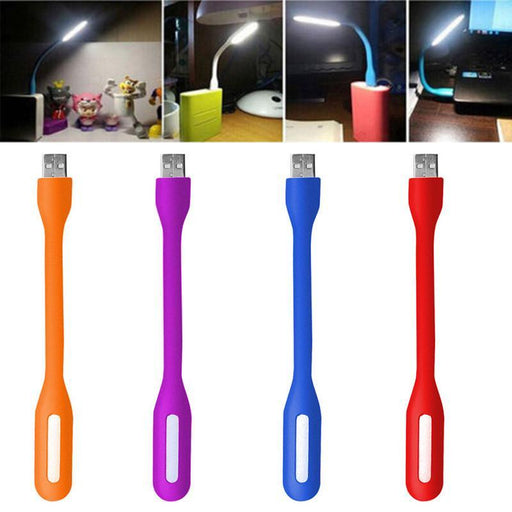 Oobest New Multicolor Mini Reading Lamp Usb Led Light Computer Lamp For Notebook Pc Laptop Reading-Book Lights-Brighting Life Store-balck-EpicWorldStore.com