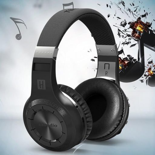 Original Bluedio Ht Wireless Bluetooth Headphones& Wireless Headset With Microphone For Mobile Phone-Earphones & Headphones-Bluedio Audio Equipment Store-White-EpicWorldStore.com