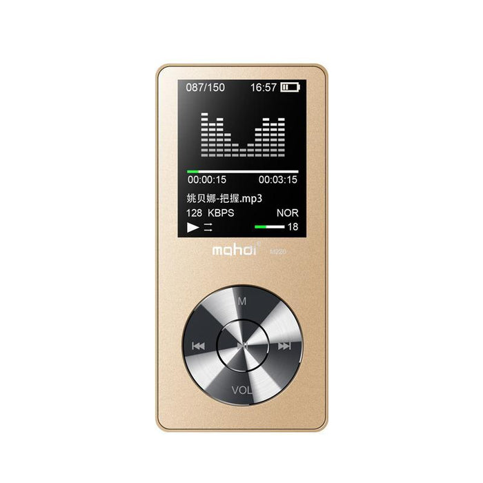 Original Metal Mp3 Player Lossless Hifi Mp3 Music Player With High Quality  Sound Out Speaker