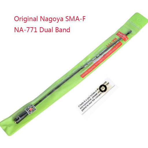 Original Nagoya Na-771 Sma-F 144/430Mhz Vhf/ Uhf Antenna For Kenwood Wouxun Two Way Radio Baofeng-Communication Equipments-Aliexpres Top-rated Seller-EpicWorldStore.com