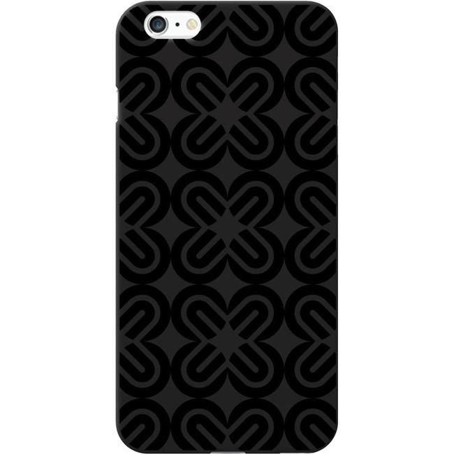 Otm Classic Prints Black Phone Case, Black On Black Mirrors - Iphone 6 Plus-Computers & Electronics-Centon Electronics-EpicWorldStore.com