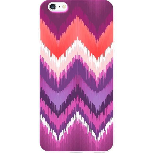 Otm Iphone 6 Plus White Glossy Case Bold Collection, Peach-Purple-Computers & Electronics-Centon Electronics-EpicWorldStore.com