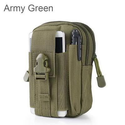 Outdoor Camping Climbing Bag Tactical Military Molle Hip Waist Belt Wallet Pouch Purse Phone Case-Sport Bags-Lotus Industrial Co.-as picture show2-EpicWorldStore.com