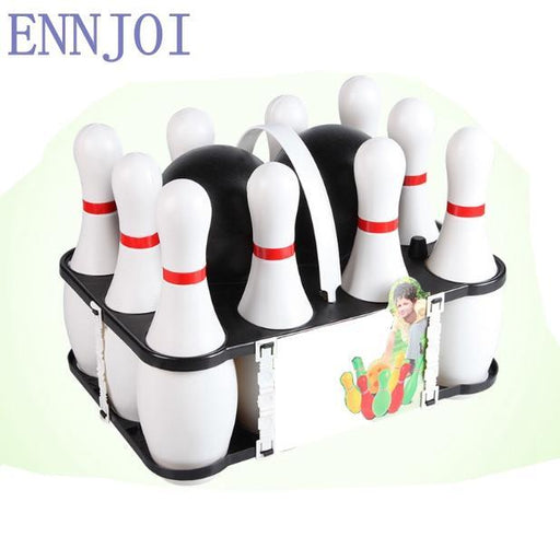 Outdoor Thickening Childrens Bowling Set Big Indoor Simulation Parent-Child Interactive Bowling-Bowling-Mr Healthy Store-EpicWorldStore.com