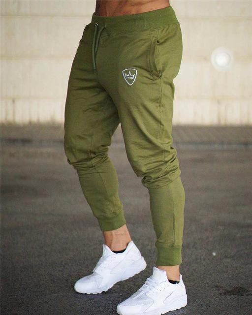 Pants Men Casual Trouser Jogger Bodybuilding Fitness Sweat Sweatpants-Sweatpants-GIGANTEGYM Store-pants1-M-EpicWorldStore.com