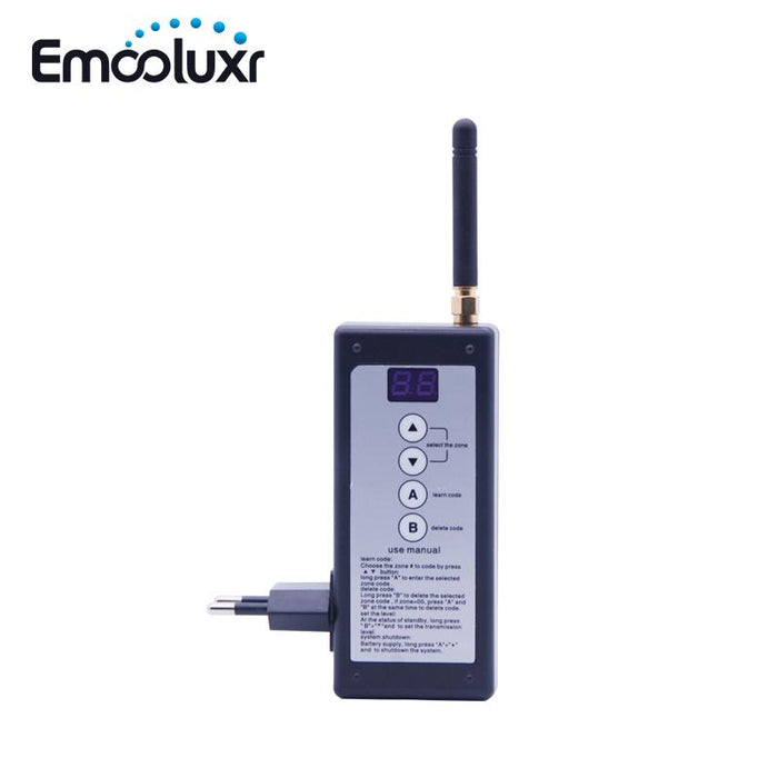 Pb-204R 868Mhz Wireless Signal Repeater Booster Extender Signal  Strengthener For Tcp/Ip Gsm Security