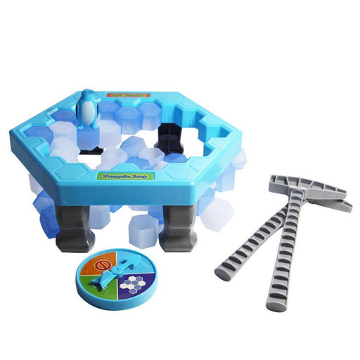Penguin Trap Activate Funny Game Interactive Ice Breaking Table Penguin Trap Entertainment Toy For-Novelty & Gag Toys-Online Shopping Malls-EpicWorldStore.com