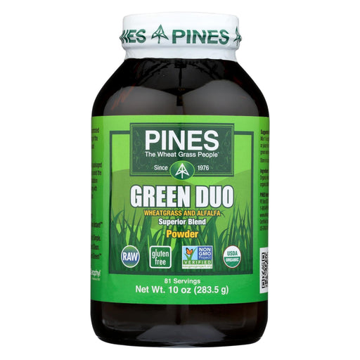 Pines International Green Duo - Organic - Powder - 10 Oz-Eco-Friendly Home & Grocery-Pines International-EpicWorldStore.com