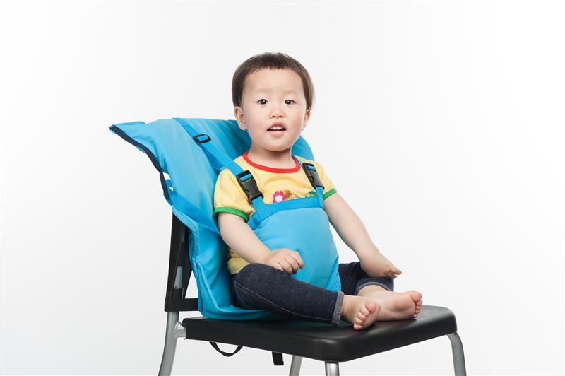9e9fa1bbcccb Portable Baby Seat Kids Feeding Chair For Baby Child Infant Safety Belt  Booster Seat High Chair