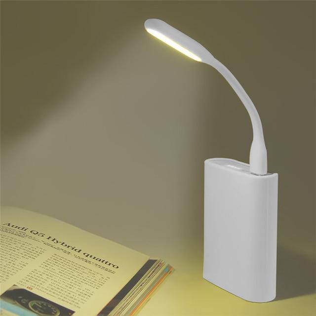 With Lamp For Power Usb Led Usb Xiaomi Portable Usb LightFor Light Led Led BankComupter For xrCdBoe