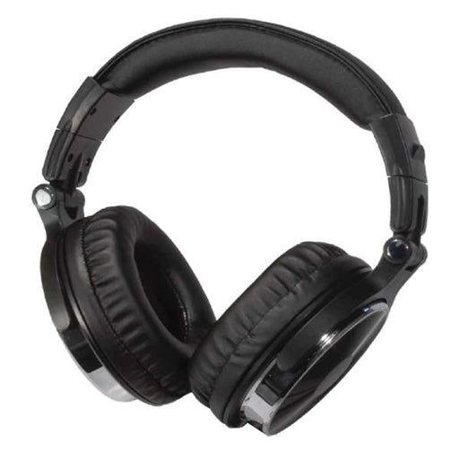 Premium Bluetooth(R) Over-The-Ear Headphones With Microphone (Black)-Portable & Personal Electronics-BLAUPUNKT(R)-EpicWorldStore.com