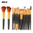 Pro 18 Pcs Makeup Brushes Set Foundation Contour Powder Eye Shadow Eyeliner Lip Blending Brushes-Makeup-Beautys Shop Store-HH-EpicWorldStore.com