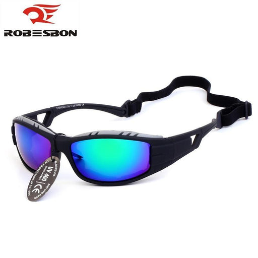 Professional Snowboard Snow Ski Glasses Motocross Off - Road Dirt Bike Downhill Dustproof Racing-Shooting-MKCexpress Outdoor Store-black-EpicWorldStore.com
