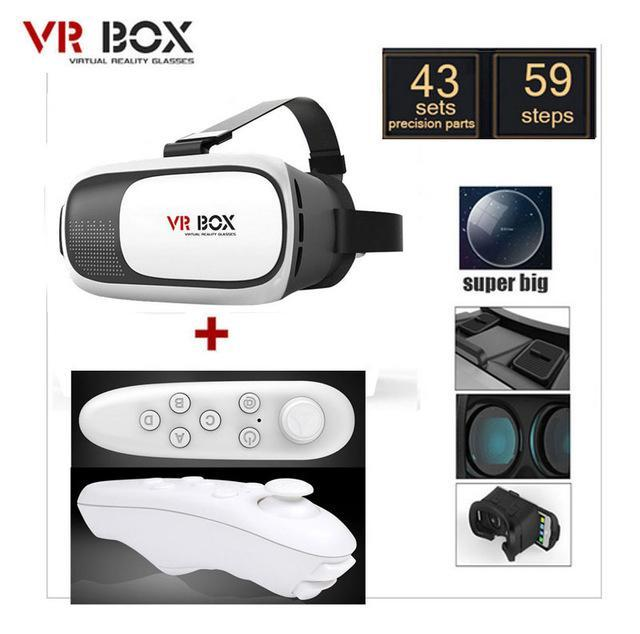 3d video for vr box