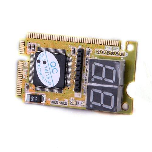 Promotion! Diagnostic Post Card Usb Mini Pci E Pci Lpc Pc Analyzer Tester-Computer Components-CO Tech Store-EpicWorldStore.com