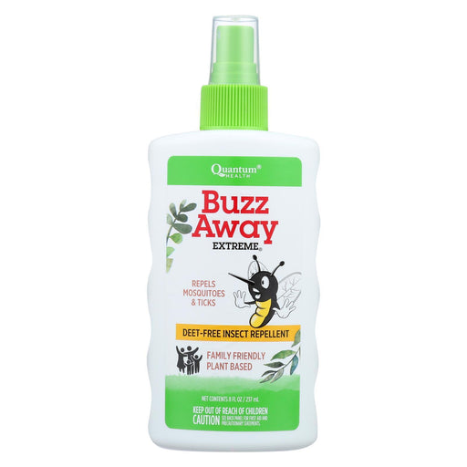 Quantum Research Buzz Away Extreme Spray - 8 Oz-Eco-Friendly Home & Grocery-Quantum Research-EpicWorldStore.com
