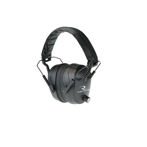 Radians Electronic Earmuff Nrr 26Db Black-Camping & Outdoors-Radians-EpicWorldStore.com