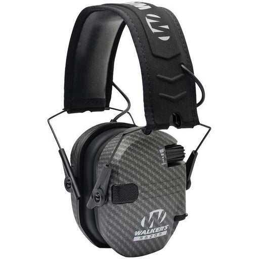Razor Electronic Muff (Carbon)-Outdoor Recreation & Fitness-WALKER'S GAME EAR(R)-EpicWorldStore.com