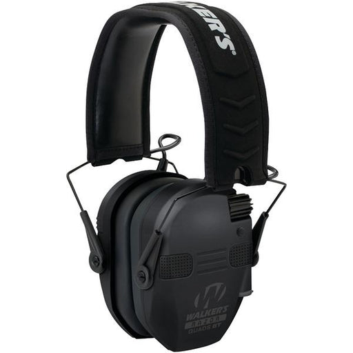 Razor(R) Series Slim Electronic Quad Muff With Bluetooth(R)-Outdoor Recreation & Fitness-WALKER'S GAME EAR(R)-EpicWorldStore.com