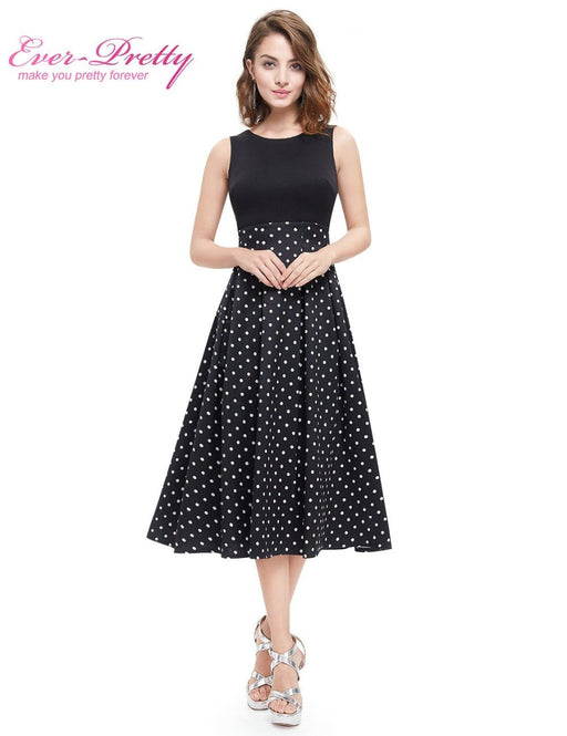 Real Photos Homecoming Party Dresses A-Line High Quality Ever Pretty  As05440Wb Sleeveless Plus- 874069710eb5
