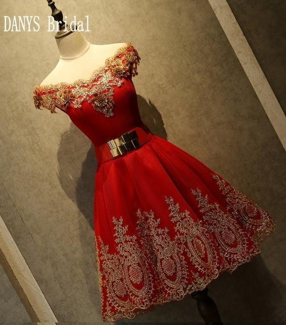 Red Short Homecoming Dresses 8Th Grade Prom Dresses Junior High Cute ...