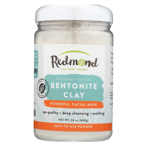 Redmond Clay - All Natural - 24 Oz-Eco-Friendly Home & Grocery-Redmond Trading Company-EpicWorldStore.com