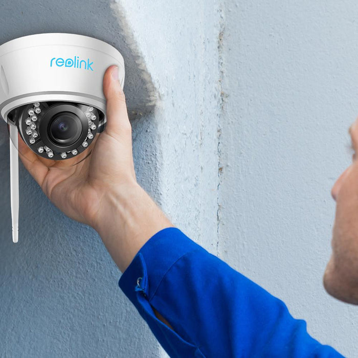 Reolink Ip Camera 5Mp Wifi 2.4G/5G 4X Optical Zoom Wireless Security Cam With Built-In Micro Sd Card-Reolink Official Store-EpicWorldStore.com