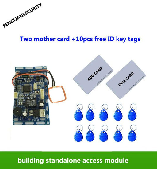 Rfid Em/Id Embedded Access Control ,Intercom Access Control Lift Control With 2Pcs Mother Card 10Pcs-Shen Zhen Huafeng Industrial Co., LTD store4-EpicWorldStore.com