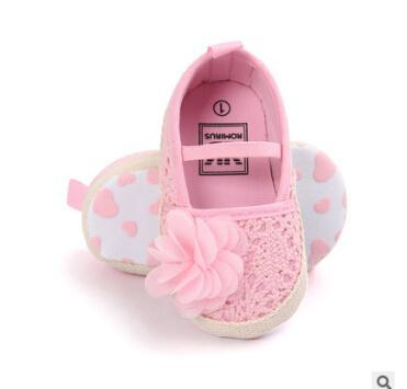 First Walkers Mother & Kids Cute Baby Shoes Girls Princess Polka Dot Mary Jane Sweet Newborn Infant Kids Bebe Very Light First Walkers Bow Wedding Shoes