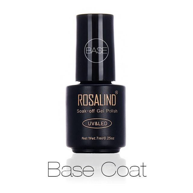 Rosalind 7Ml Gel Lacquer Motion Art Nail Gel Polish Uv Led Primer Semi Gel Varnish For Nails-Health Care-RSTYLE Nail Salon Store-BASE-EpicWorldStore.com